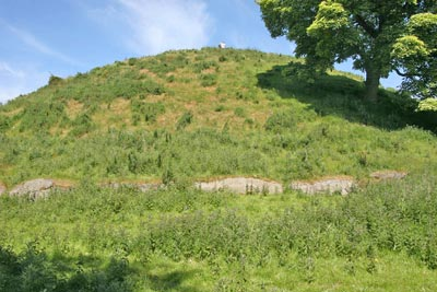 Grave Mound at Dowth